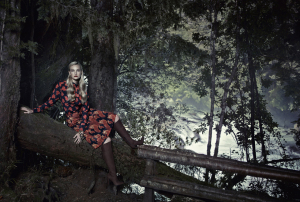 Riccy Souza Aranha arma jantar para lançar fashion film da Mixed