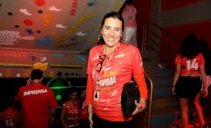 Patrícia Casé vai comandar a folia no Camarote Brahma 2015 em SP e Salvador