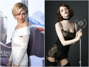 Em 'Cabaret', Sienna Miller vai substituir Emma Stone