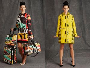 Coleção pre-fall da Moschino é inspirada no processo de fabricação das roupas. Oi?