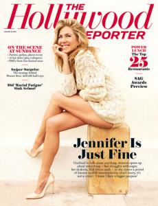 """Jennifer Aniston revela que tem dislexia: """"Não me achava inteligente"""""""