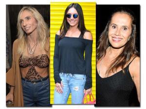 As compras de verão de Raquel Silveira, Fe de Goeye e Bia Aydar
