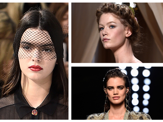 A beleza do desfile da alta-costura da Chanel, Valentino e Jean Paul Gaultier || Crédito: Getty Images