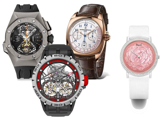 46b58a34a16 Salão de Alta Relojoaria na Suíça revela tendências do setor – Glamurama