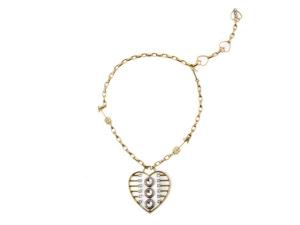 Desejo do Dia: o coração flechado Lanvin, prova do seu amor