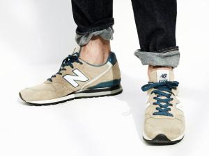 J.Crew convida New Balance para fazer sneakers de sua nova coleção