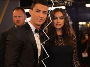 Cristiano Ronaldo e Irina Shayk não estão mais juntos