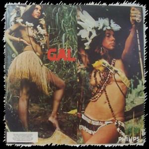 """Foto do álbum """"Índia"""", de Gal, é liberada depois de 40 anos de censura"""