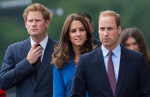 Contas recém-abertas de Kate, William e Harry no Twitter e Insta já são sucesso!