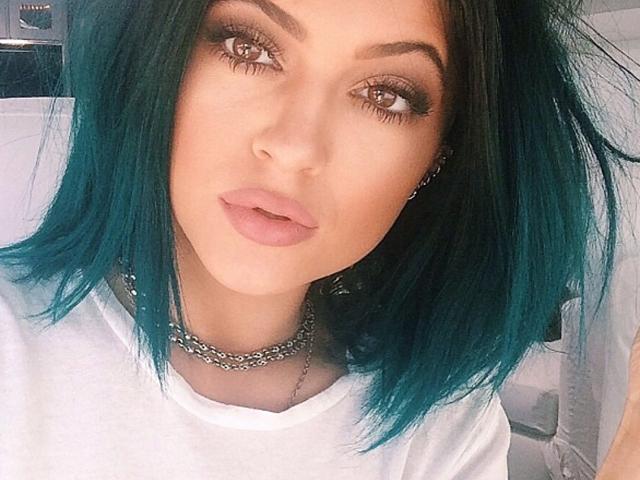 Kylie Jenner e sua boca polêmica    Crédito: Reprodução / Instagram
