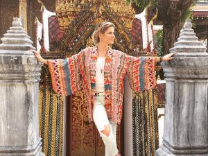 Didi Wagner na Tailândia: um caldeirão de gente, sons e cheiros