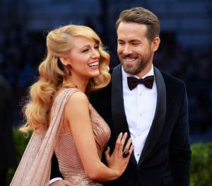 Glamurama entrega o sexo do bebê de Blake Lively e Ryan Reynolds