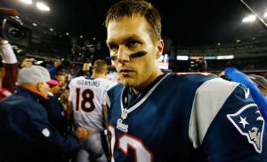 Tom Brady é esperado no Super Bowl, mas não está com essa bola toda