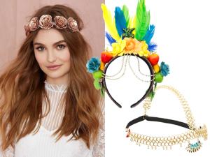 Glamurama entra no clima do Carnaval com 15 adereços de cabeça