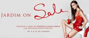 Corra, glamurette, corra! Shopping Cidade Jardim está em promoção!