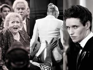 Preto no branco: o melhor das premiações pré-Oscar em cliques especiais