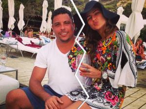 Ronaldo e Paula Morais terminam o noivado. Os motivos? Glamurama entrega