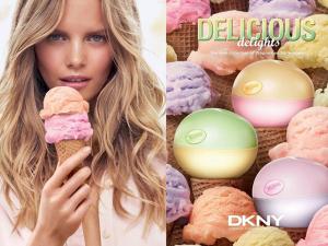 DKNY lança campanha de perfume doce de ver. Confira aqui