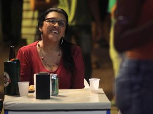 Regina Casé fala sobre ser ovacionada no Festival de Sundance