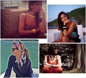 De Bianca Brandolini a Joana Nolasco: as musas do verão da Virzi + De Luca