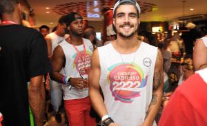 Ivete Sangalo no trio e muitos convidados na segunda-feira de Expresso 2222