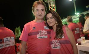 Camarote de Licia Fabio reúne glamurettes e poderosos em Salvador