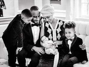 Alicia Keys apresenta caçula da família em clique fofo no Instagram