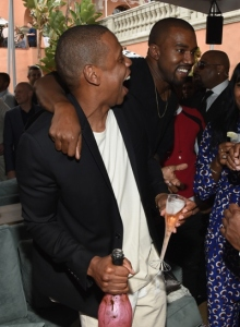 Um giro insider pela festa que reuniu Beyoncé, Rihanna, Jay Z e trupe de famosos