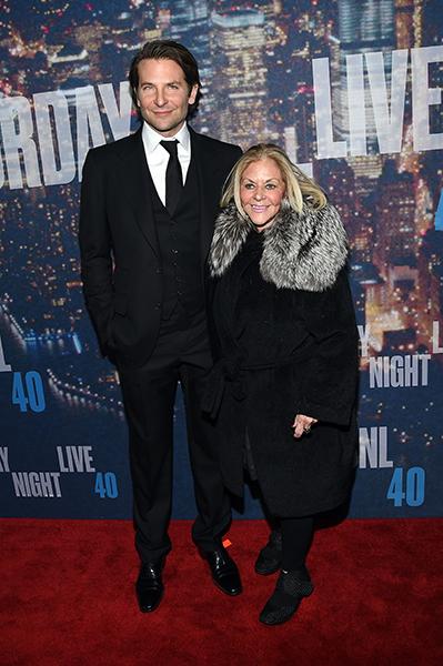 Bradley Cooper e Gloria Campano