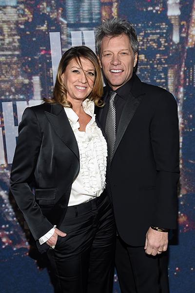 Dorothea Hurley e Jon Bon Jovi