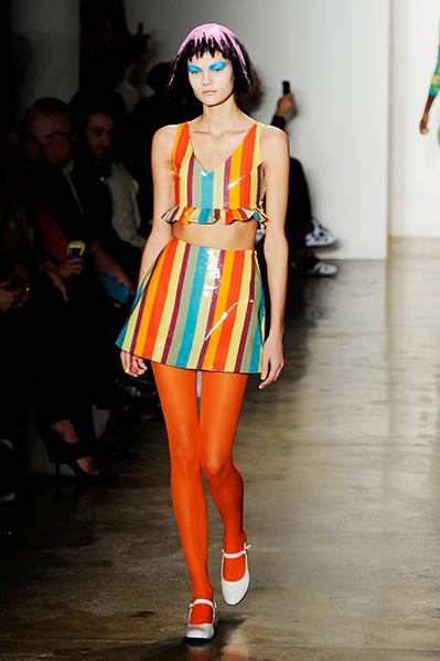 Coleção Ready-to-Wear 2015 de Jeremy Scott