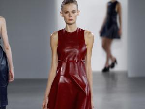 Aperte o play para o desfile da Calvin Klein em Nova York!