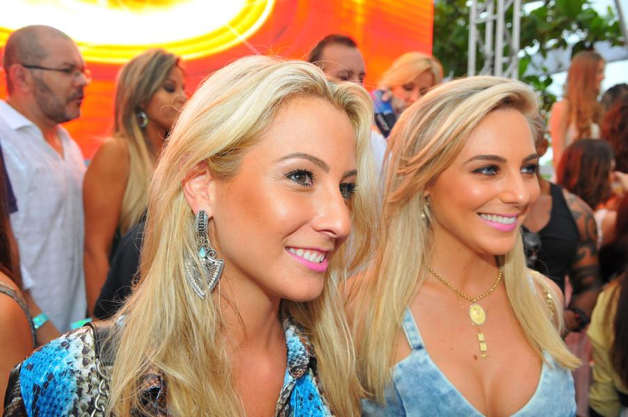 Caroline Zardo e Gabriela Boff