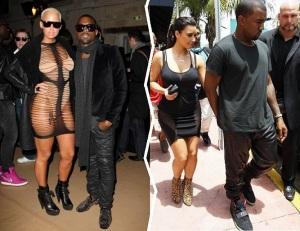 Kanye West diz que tomou cem banhos para se livrar de cheiro da ex