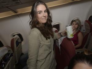 Sucos e chás LIV refrescam os convidados no Glamurama Jet