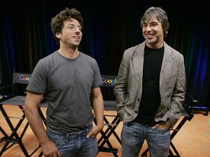 Fundadores do Google vendem parte de suas ações. Quem quer?