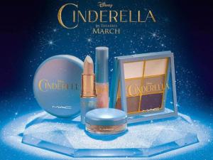 Disney une forças com a M.A.C para coleção inspirada em Cinderela