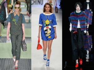 Prada, Moschino e Armani: os highlights da semana de moda de Milão