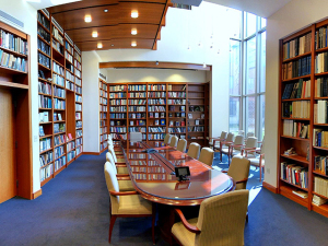 Biblioteca de Princeton recebe doação de 300 milhões de dólares