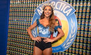 Estrelas brilham no Camarote da BOA no segundo dia de Sapucaí no Rio