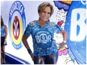 Susana Vieira fala sobre as coisas boas do Rio no Camarote da BOA