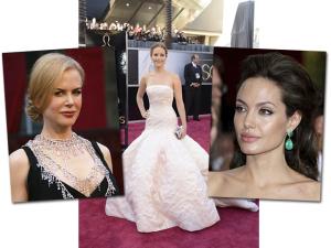 Às vésperas do Oscar, 13 dos looks mais caros do red carpet