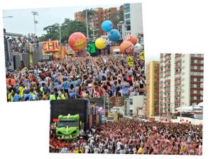 Prefeitura de Salvador lança site com dicas para os foliões no Carnaval