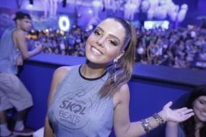 """Giovanna Lancellotti contraria tese: """"Nunca beijei em Salvador"""""""