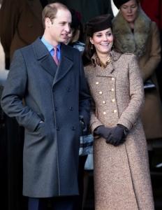 Kate Middleton terá uma menina, mas ela não pode se chamar Diana…