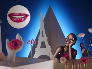 Lancôme aposta na modernidade para comemorar seus 80 anos. Play!