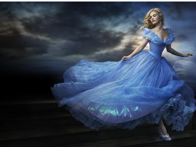 O novo longa Cinderela, da Disney    Crédito: Divulgação