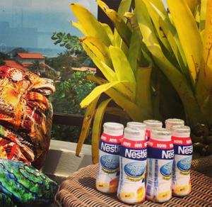 Na Casa Glamurama Rio, Nestlé Grego de 97 calorias de pura delícia