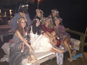 Por dentro do aniversário hippie-chic de Cris Barros em Avaré