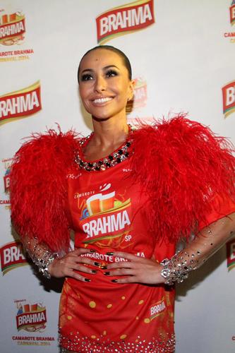Sabrina Sato terá tratamento de rainha no camarote da Brahma em SP ||Créditos: Divulgação
